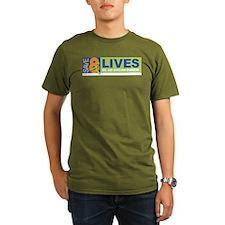 SAVE 8 Lives T-Shirt
