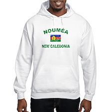 Noumea New Calidonia Designs Hoodie