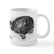 Western Pond Turtle Mug