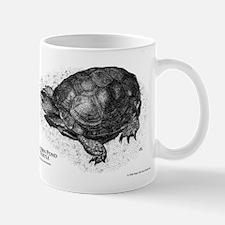 Western Pond Turtle Small Small Mug