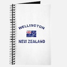 Wellington New Zealand Designs Journal