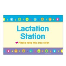 MM Lactation Station Postcards (Package of 8)