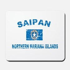 Saipan Northern Mariana Islands Designs Mousepad