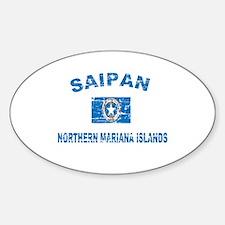 Saipan Northern Mariana Islands Designs Decal
