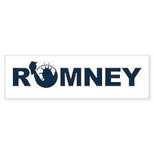 Romney for Liberty Bumper Sticker