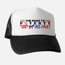 """Road To Poverty"" Trucker Hat"