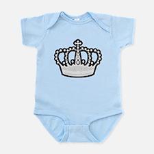Crown Infant Bodysuit