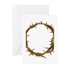 Crown of Thornes Greeting Cards (Pk of 20)