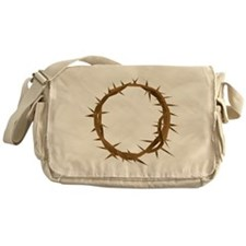 Crown of Thornes Messenger Bag