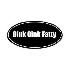 Oink Oink Patch