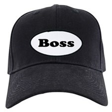 Boss Baseball Hat