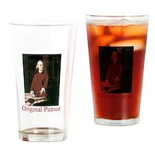 6originalpatriot.jpg Drinking Glass
