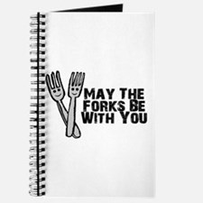Forks Be With You Journal