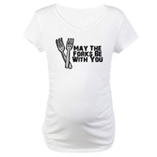 Forks Be With You Shirt