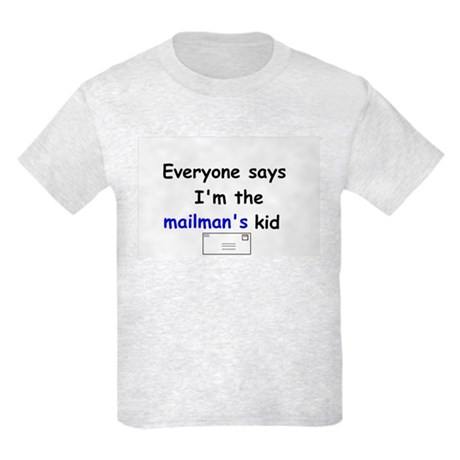 MAILMAN'S KID FUNNY Kids T-Shirt