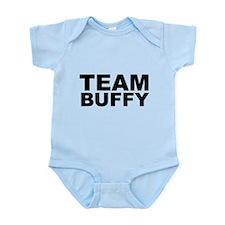 Team Buffy Infant Bodysuit