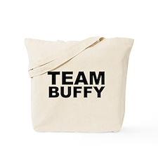 Team Buffy Tote Bag