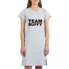 Team Buffy Women's Nightshirt