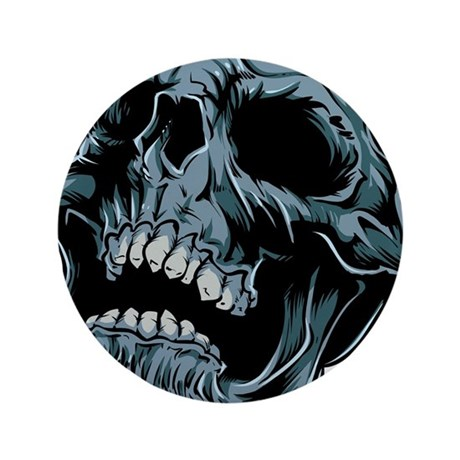 """Undead 3.5"""" Button (100 pack)"""