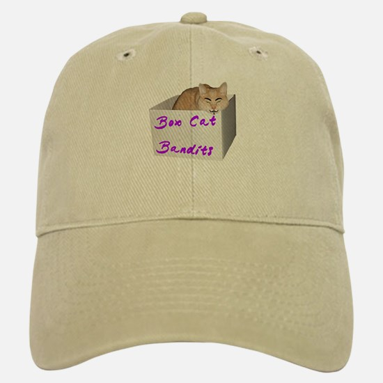Box Cat 2 Baseball Baseball Cap