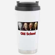 Old School Travel Mug