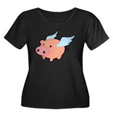 Flying Pig T