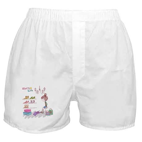 Girly Boxer Shorts