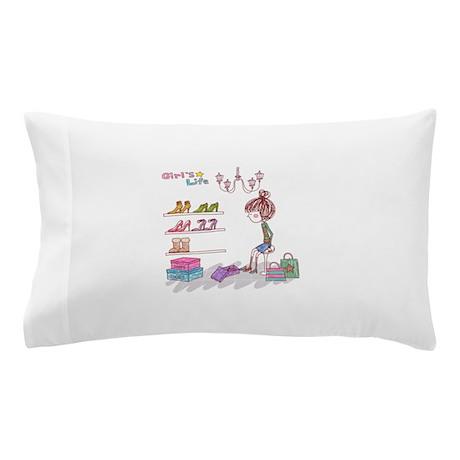 Girly Pillow Case