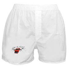 I TYPE LIKE THOMPSON Boxer Shorts