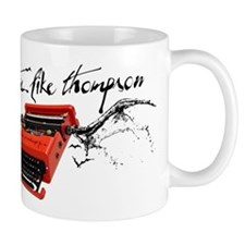 I TYPE LIKE THOMPSON Mug