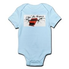 I TYPE LIKE THOMPSON Infant Bodysuit