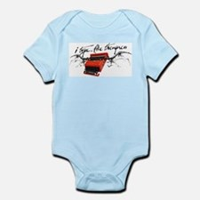 I TYPE LIKE THOMPSON Infant Bodysuit