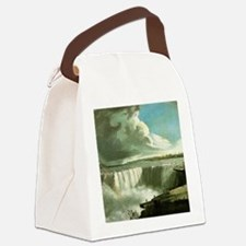 Niagara Falls from Table Rock Canvas Lunch Bag