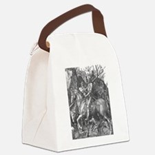 Unique Paintings Canvas Lunch Bag
