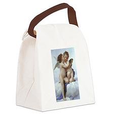 Unique Psych Canvas Lunch Bag