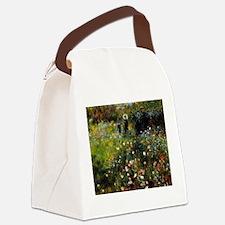 Unique Renoir Canvas Lunch Bag