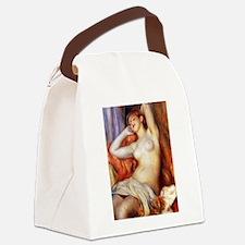 Renoir Sleeping Baigneuse Canvas Lunch Bag
