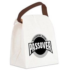 Kosher For Passover Canvas Lunch Bag