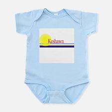 Keshawn Infant Creeper