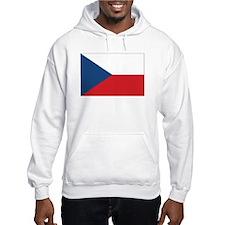 Czech Flag Jumper Hoody