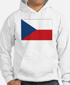 Czech Flag Jumper Hoody