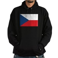 Czech Flag Hoody