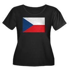 Czech Flag T