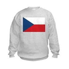 Czech Flag Sweatshirt