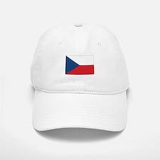Czech Flag Baseball Baseball Cap