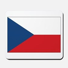 Czech Flag Mousepad