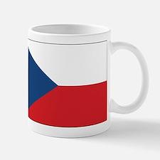 Czech Flag Small Small Mug