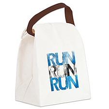 RUN x 3 Canvas Lunch Bag