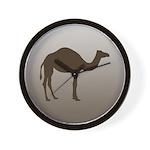 Classic Camel Wall Clock