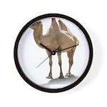 Hand Drawn Camel Wall Clock